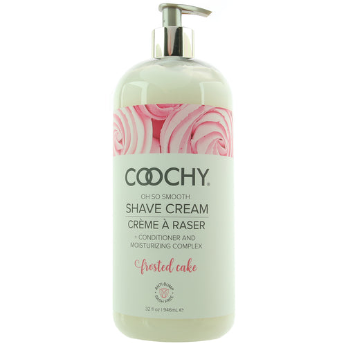 Oh So Smooth Shave Cream 32oz/946ml
