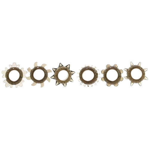 Zero Tolerance Cockstars Cock Ring 6 pc Set