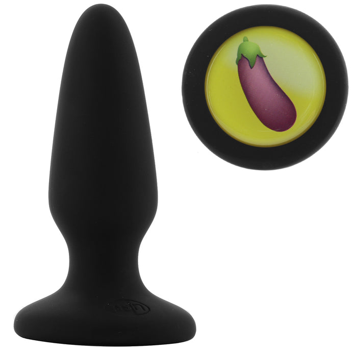 Mojis #DCK Medium Silicone Butt Plug
