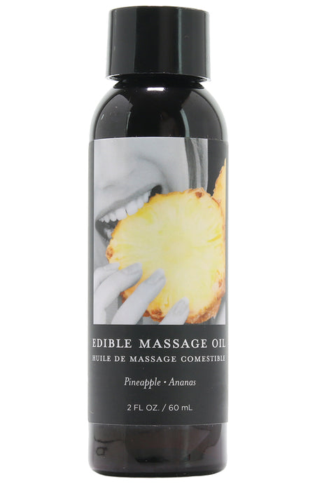 Edible Massage Oil 2oz/60ml