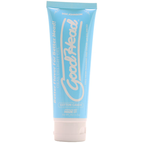 GoodHead Cotton Candy Oral Delight Gel