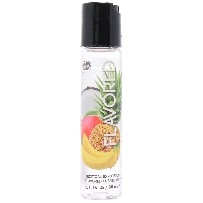 Flavored Water Based Lube 1oz/30ml