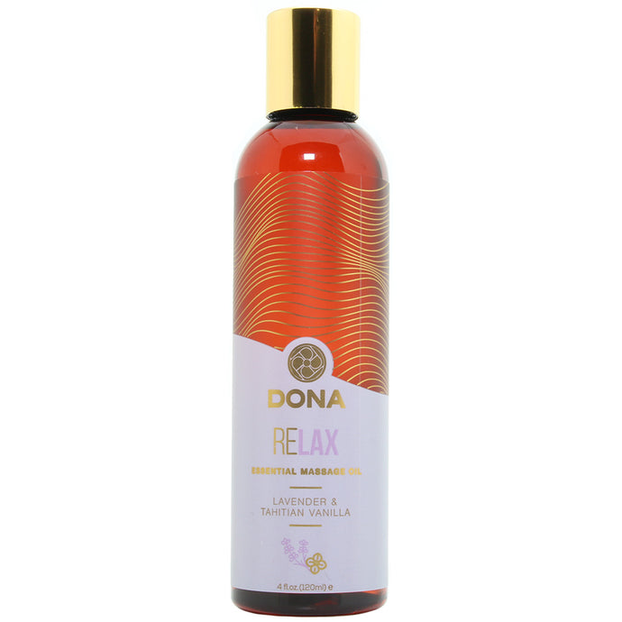 Relax Massage Oil 4oz/120ml