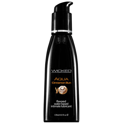 Aqua Flavored Lube 4oz/120ml