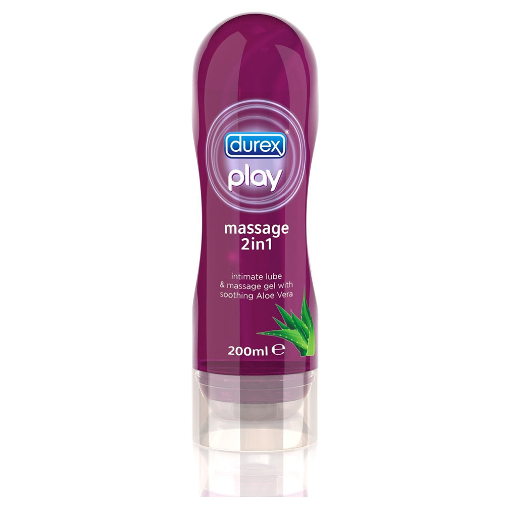 Play 2 in 1 Intimate Lube & Massage Gel