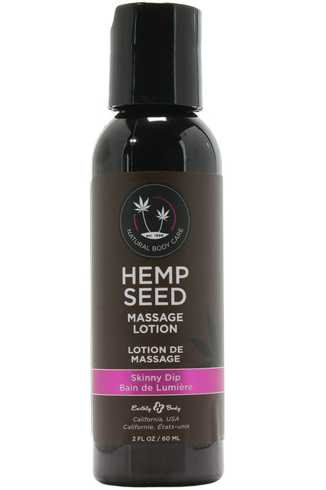Skinny Dip Hemp Seed Massage Lotion