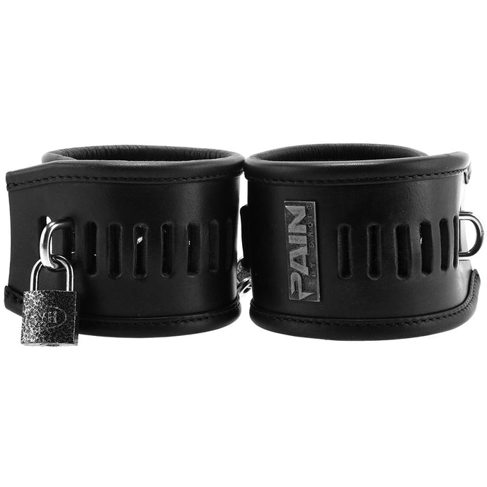 Pain Locking Restraint Cuffs