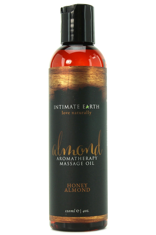 Almond Vegan Massage Oil 4oz/120ml