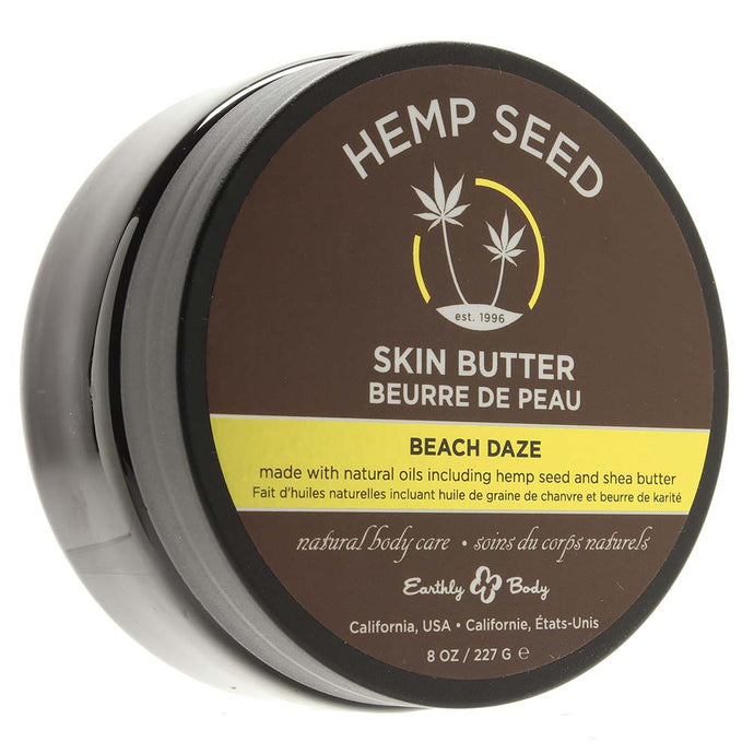 Hemp Seed Skin Butter 8oz