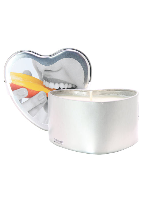 3-in-1 Edible Heart Candle 4oz/113g