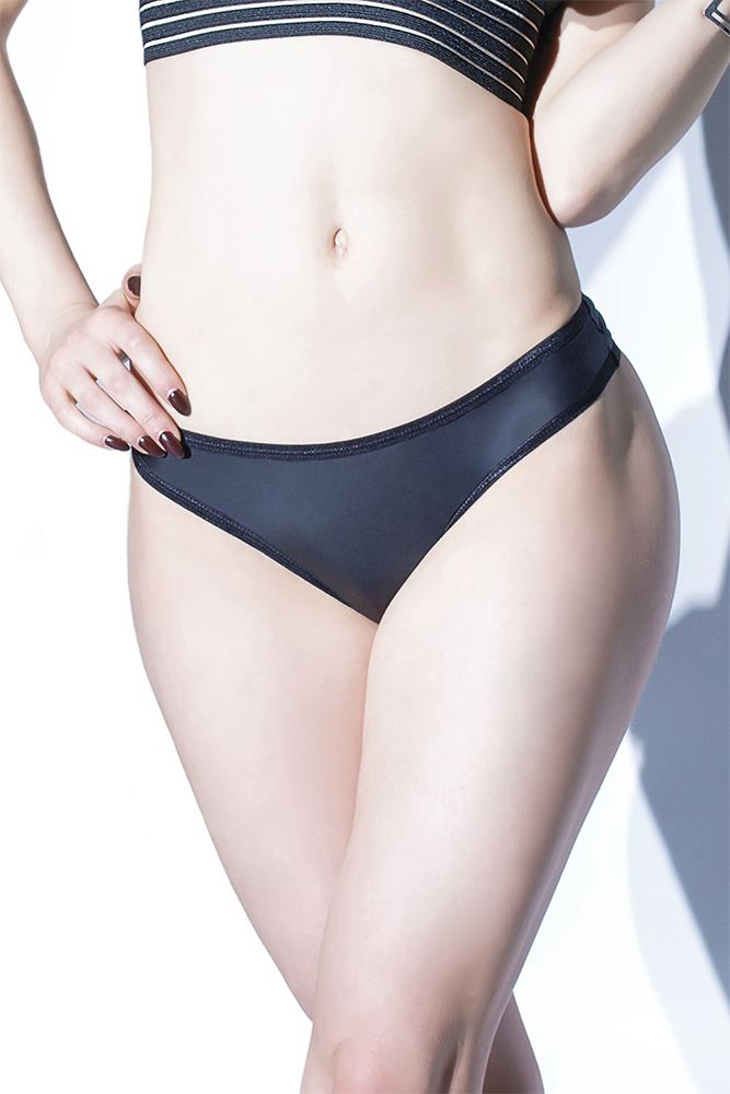 Forever Matte Wetlook Thong