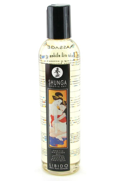 Erotic Massage Oil 8oz/250ml