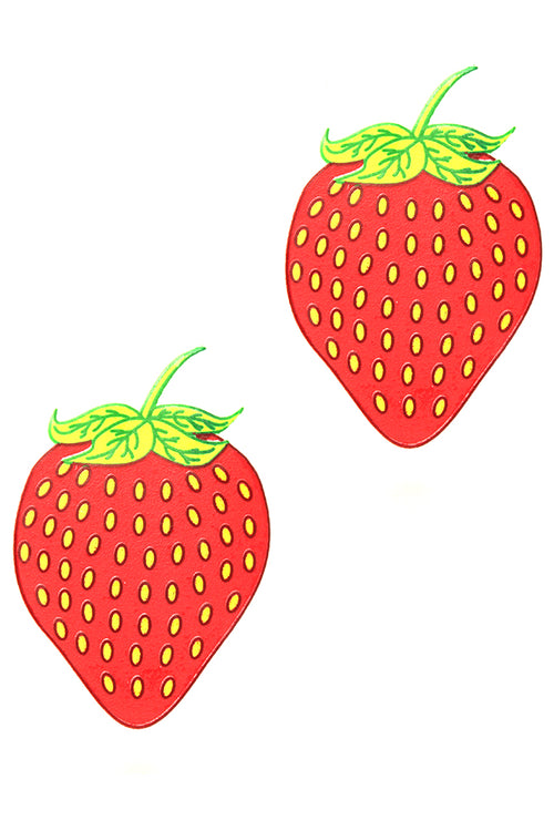 Edible Body Pasties in Strawberry