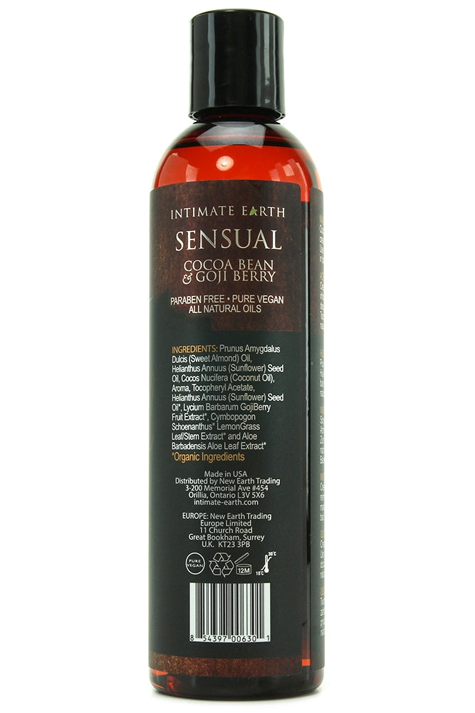 Sensual Massage Oil 8oz/240ml