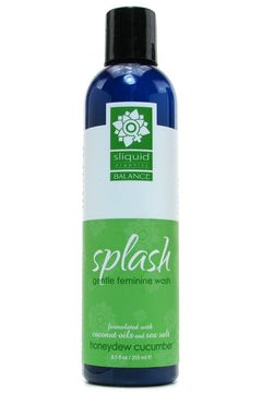 Splash Feminine Wash 8.5oz/255ml