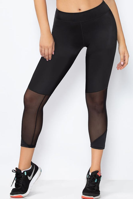 Namaste Betches Capri Leggings