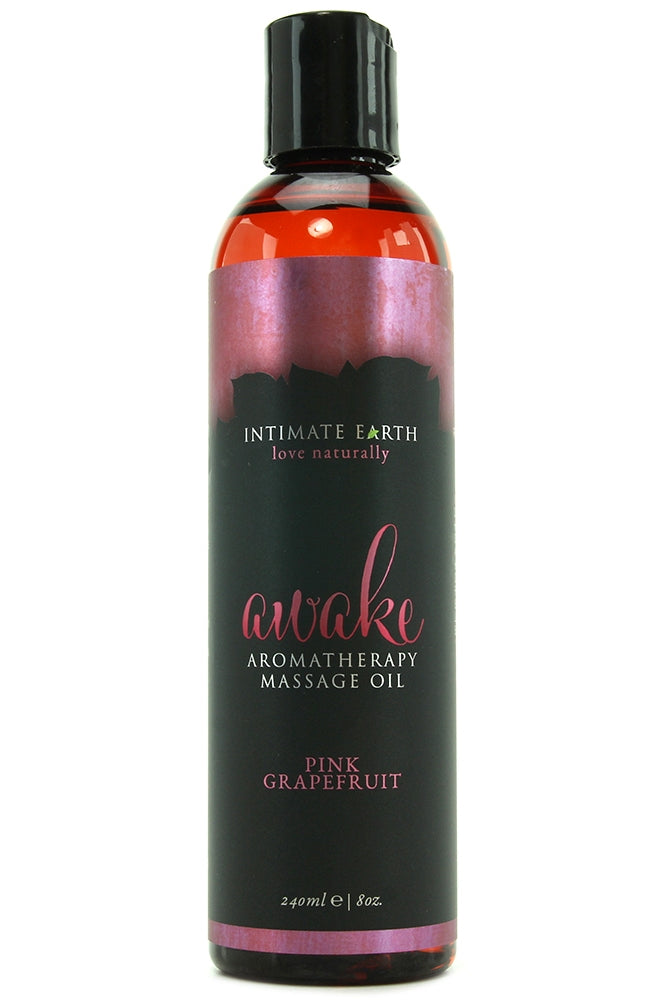 Awake Vegan Massage Oil 8oz/240ml