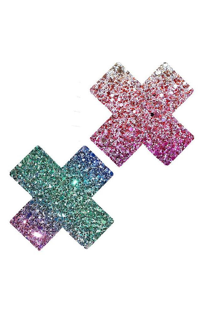 Super Sparkle Rock Kandi Star Pasties