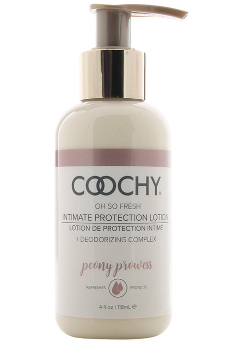 Peony Prowess Intimate Protection Lotion