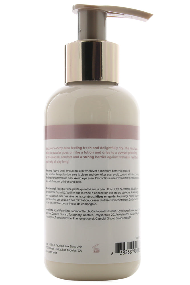 Intimate Protection Lotion 4oz/118ml