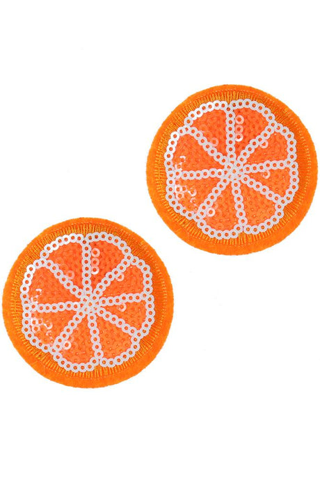 Super Orange Crush Nifty Pasties