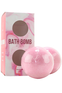 Flirty Bath Bomb Set 140g/4.9oz