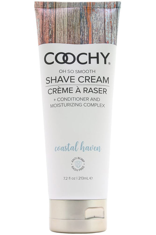 Coastal Haven Oh So Smooth Shave Cream