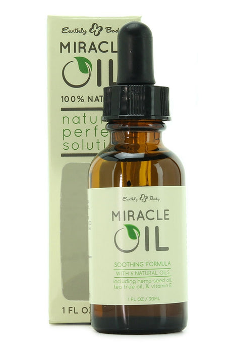 Miracle Oil Natural Healing Formula