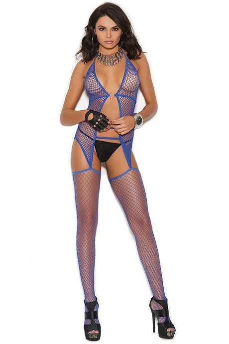 Bad Decisions Royal Bodystocking