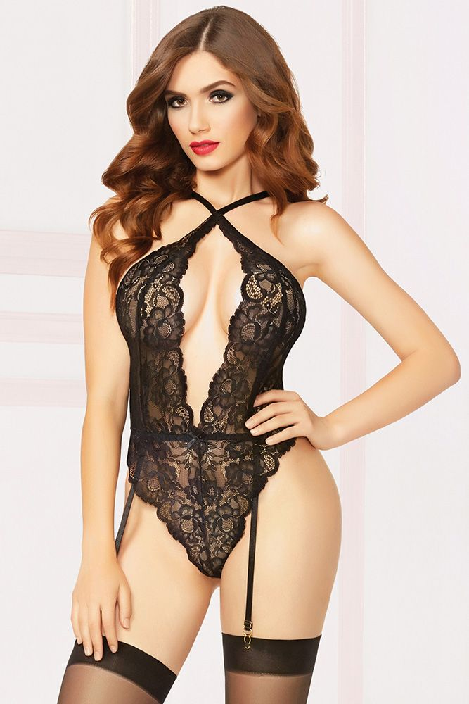 Just in Lace Teddy