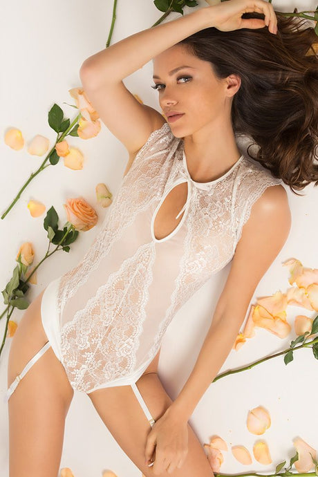Whisper White Romance Teddy