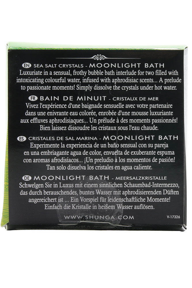 Moonlight Sea Salt Bath Crystals 2.6/75g
