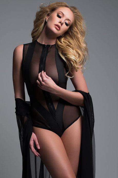 Wild at Heart Bodysuit