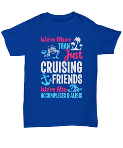 More Than Just Cruising Friends