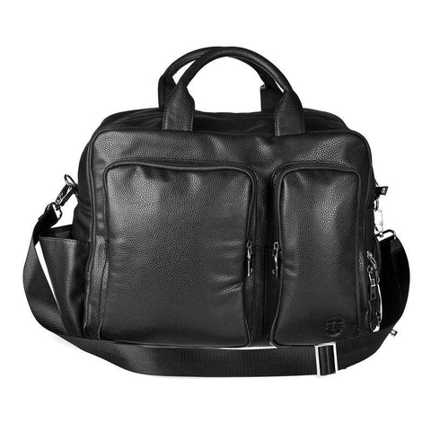 Hero Travel Bag Hayes Series 325bla Better Than Leather HROT325BLA
