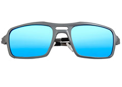 Breed Orpheus Polarized Sunglasses - Gunmetal/Blue