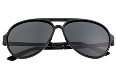 Simplify Spencer Polarized Sunglasses - Gloss Black/Black