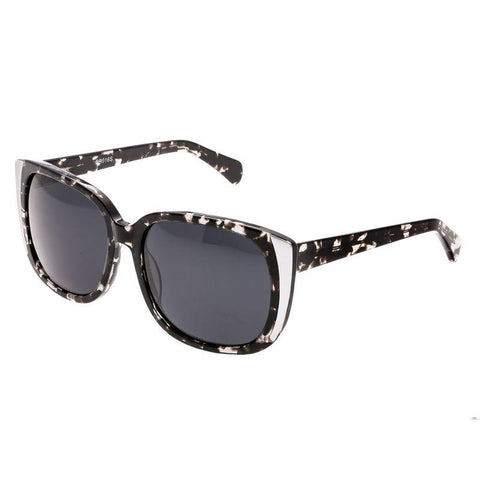 Bertha Natalia Polarized Sunglasses - Multi/Black BRSBR016S