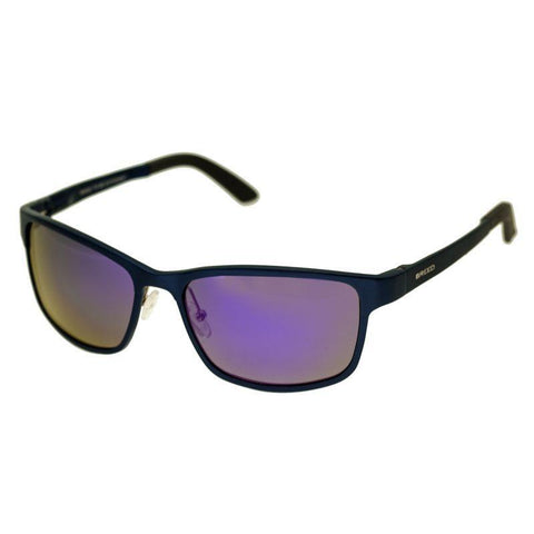 Breed Hydra Aluminium Polarized Sunglasses - Blue/Purple BSG022BL