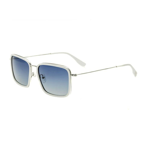 Simplify Parker Polarized Sunglasses - White/Blue SSU103-WH