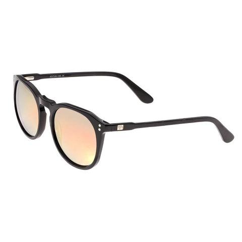 Sixty One Vieques Polarized Sunglasses - Black/Rose Gold SIXS135RG