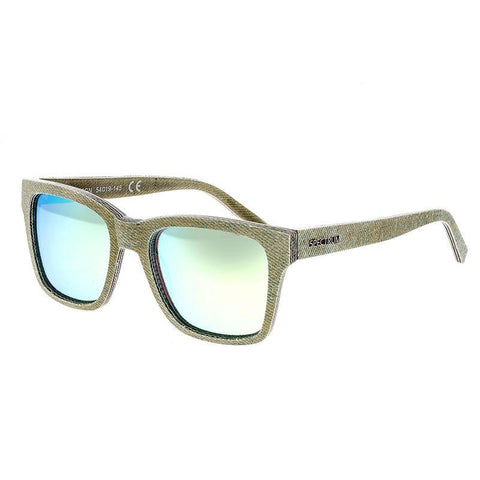 Spectrum Laguna Denim Polarized Sunglasses - Green SSGS129GN