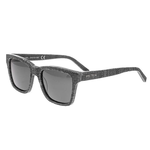 Spectrum Laguna Denim Polarized Sunglasses - Black SSGS129BK