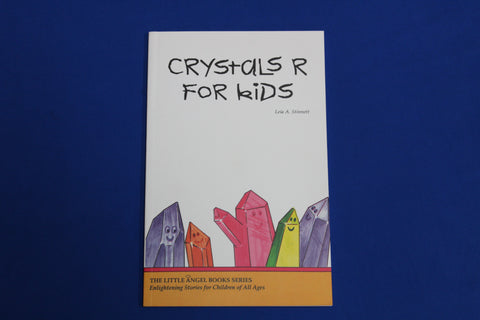 Crystals R For Kids - Book