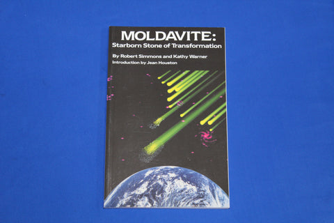 Moldavite: Starborn Stone of Transformation - Book