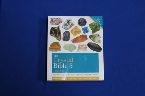 The Crystal Bible 3 - Book
