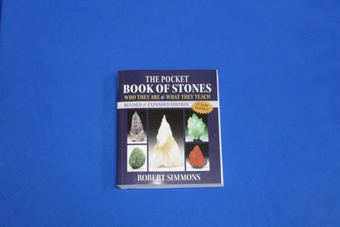 The Pocket Book of Stones - Book