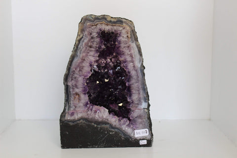 Cathedral Amethyst Geode