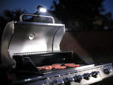 Sirius 2.0 BBQ Grill Light, 10 LED Lights, Black