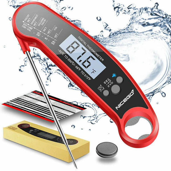 Insta-Read BBQ Meat Thermometer